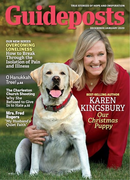 Guideposts Cover - 12/1/2019