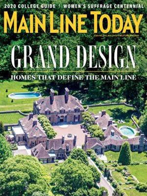 Main Line Today Magazine | 1/2020 Cover