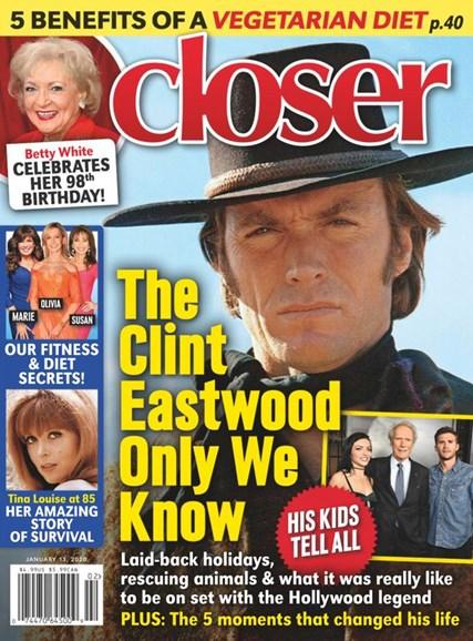 Closer Cover - 1/13/2020