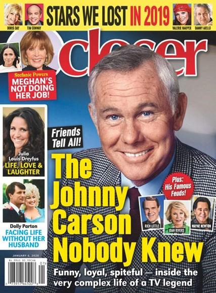 Closer Cover - 1/6/2020