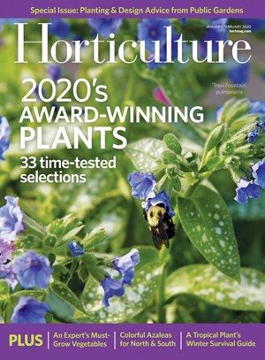 Horticulture Magazine | 1/2020 Cover