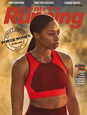 Women's Running Magazine | 1/1/2020 Cover
