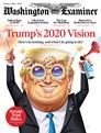 Washington Examiner | 1/8/2020 Cover