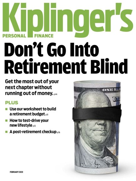 Kiplinger's Personal Finance Cover - 2/1/2020