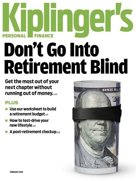 Kiplinger's Personal Finance Cover - 2/1/2020