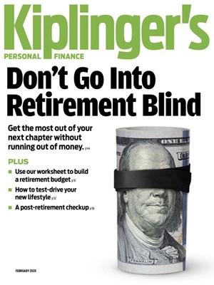 Kiplinger's Personal Finance Magazine | 2/2020 Cover