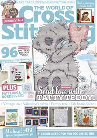 The World of Cross Stitching Magazine | 2/2020 Cover