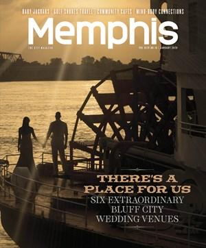 Memphis Magazine | 1/2020 Cover