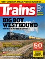 Trains Magazine | 1/2020 Cover