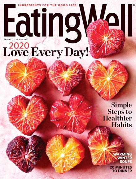 EatingWell Cover - 1/1/2020