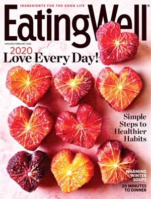 EatingWell Magazine | 1/1/2020 Cover