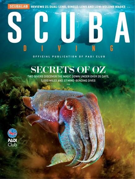 Scuba Diving Cover - 1/1/2020