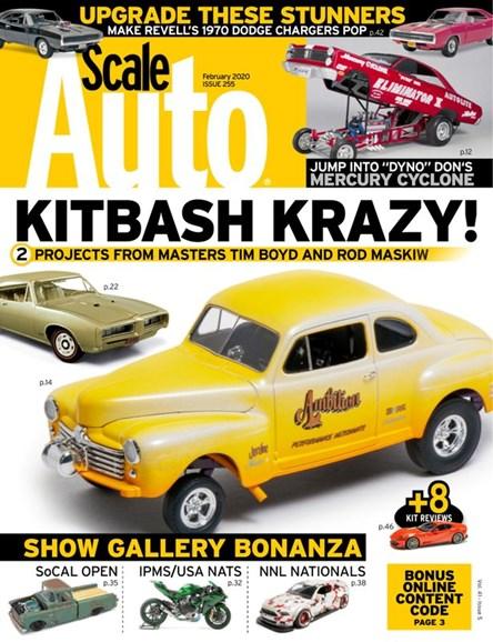 Scale Auto Magazine Cover - 2/1/2020