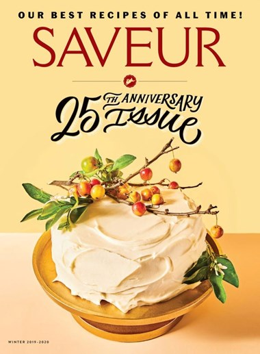 Saveur | 12/2019 Cover