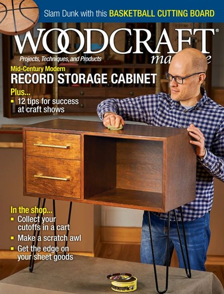 Woodcraft Cover - 2/1/2020