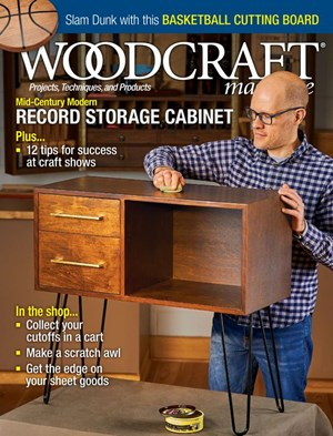 Woodcraft Magazine | 2/2020 Cover
