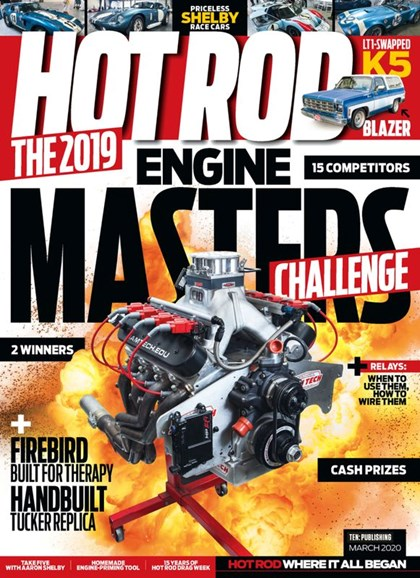Hot Rod Cover - 3/1/2020