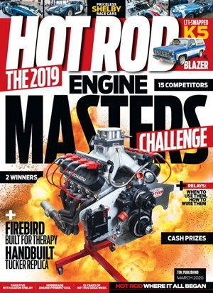 Hot Rod Magazine | 3/2020 Cover
