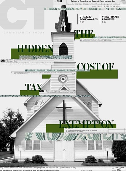Christianity Today Cover - 1/1/2020