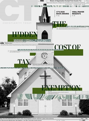 Christianity Today | 1/2020 Cover