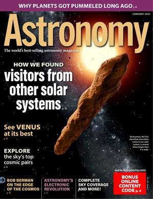 Astronomy Magazine | 2/2020 Cover