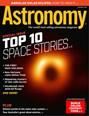 Astronomy Magazine   1/2020 Cover