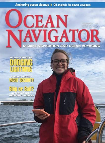Ocean Navigator Cover - 1/1/2020