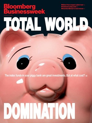 Bloomberg Businessweek Magazine | 1/13/2020 Cover