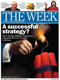 Week Magazine | 1/17/2020 Cover
