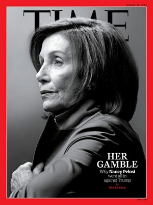 Time Magazine | 1/20/2020 Cover