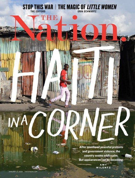 The Nation Cover - 1/27/2020
