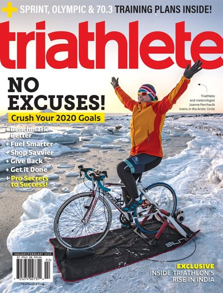 Triathlete Cover - 1/1/2020