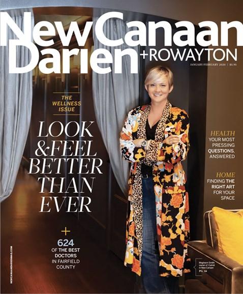 New Canaan-Darien Cover - 1/1/2020