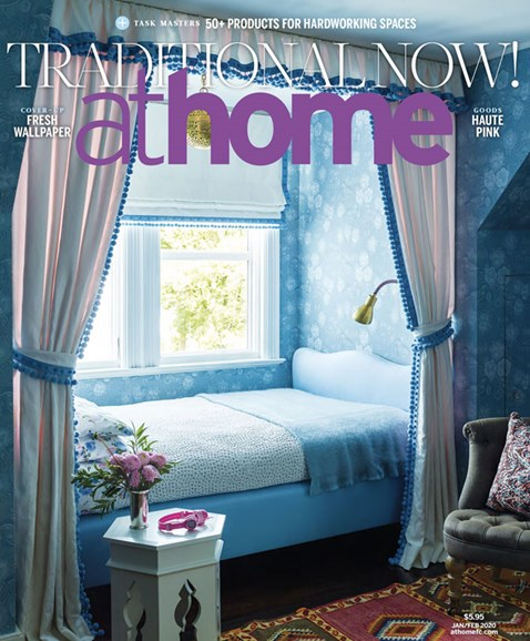 At Home in Fairfield County Cover - 1/1/2020