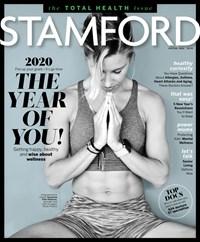 Stamford Magazine   1/2020 Cover