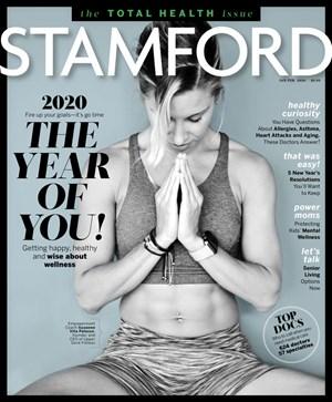 Stamford Magazine | 1/2020 Cover