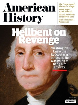 American History Magazine | 2/2020 Cover