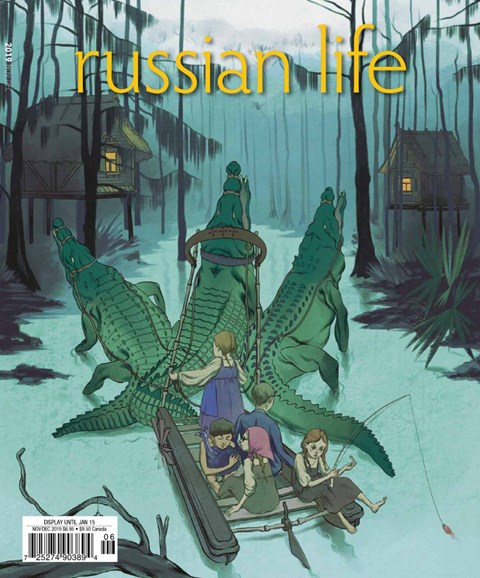 Russian Life Cover - 11/1/2019