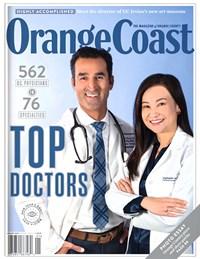 Orange Coast Magazine   1/2020 Cover