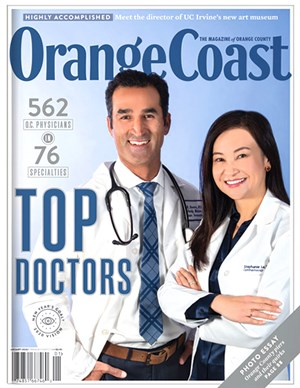 Orange Coast Magazine | 1/2020 Cover