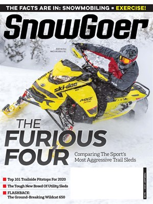 Snow Goer Magazine | 2/2020 Cover