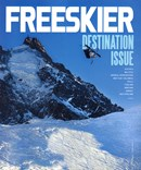 Freeskier | 1/2020 Cover