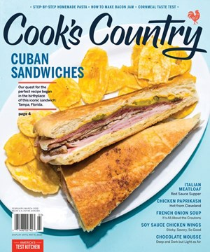 Cook's Country Magazine | 2/2020 Cover