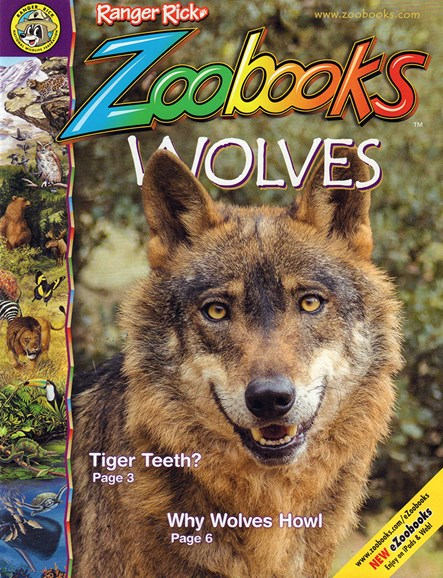 Zoobooks Cover - 12/1/2019