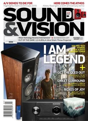 Sound & Vision Magazine | 12/2019 Cover