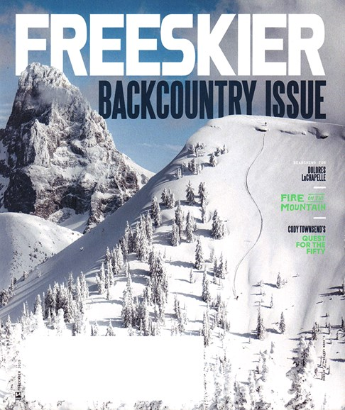 Freeskier Cover - 12/1/2019
