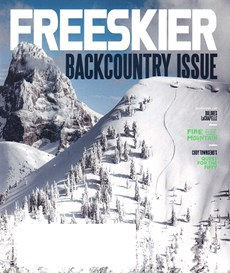 Freeskier | 12/2019 Cover
