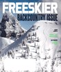 Freeskier Magazine | 12/2019 Cover