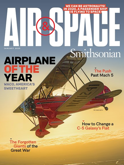 Air & Space Cover - 1/1/2020