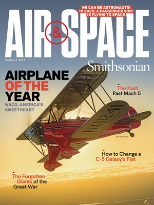 Air & Space | 1/2020 Cover
